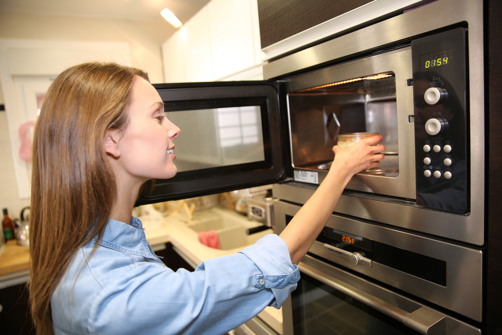 4 Alternate Locations for the Kitchen Microwave Oven