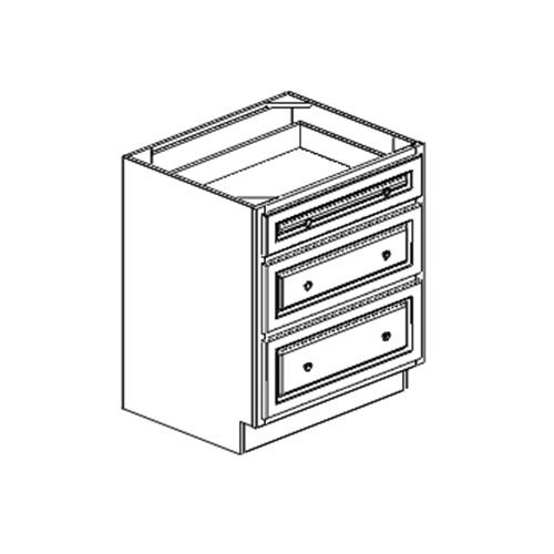 "30"" Drawer Base Cabinet"
