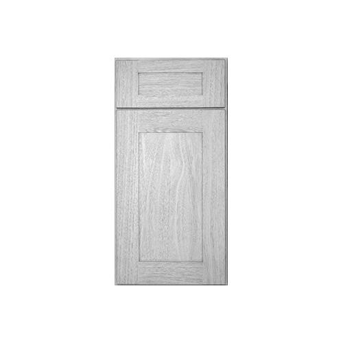 Nova Light Grey Shaker Door Sample Wood Cabinet Factory