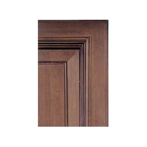 Cinnamon Color Bathroom Solid Wood Vanity Color Sample